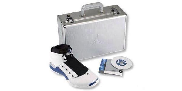 Air Jordan 17 Suitcase