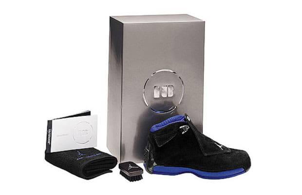 Air Jordan 18 Box