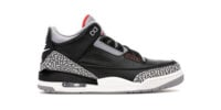 Air Jordan 3 Black/Cement