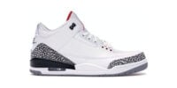 Air Jordan 3 White/Cement