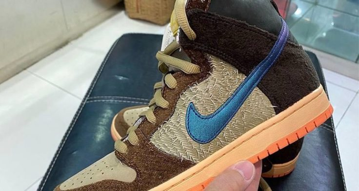 lead concepts x nike sb dunk high duck release date 736x392