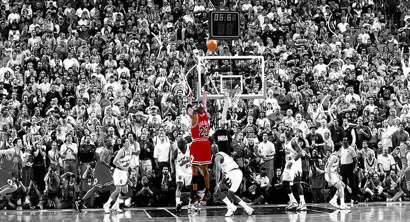 Air Jordan 14 Last Shot