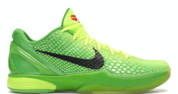 Nike Zoom Kobe 6 Grinch 429659-701