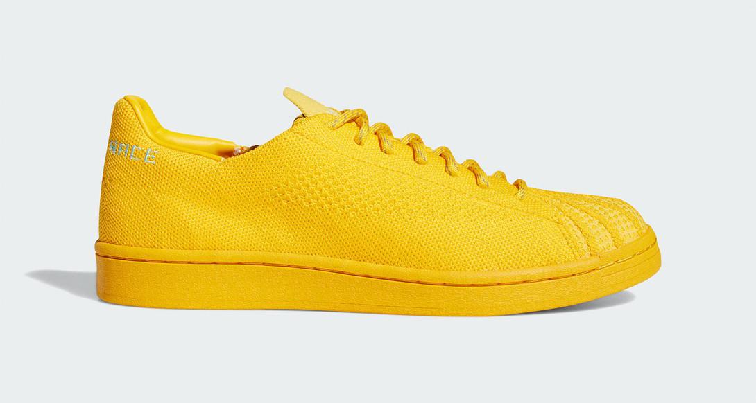 Pharrell Williams x adidas Primeknit Superstar