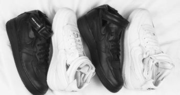 COMME-des-GARCONS-cdg-Nike-Air-Force-1-Mid-white-black-dc3601-100-dc3601-001-release-date