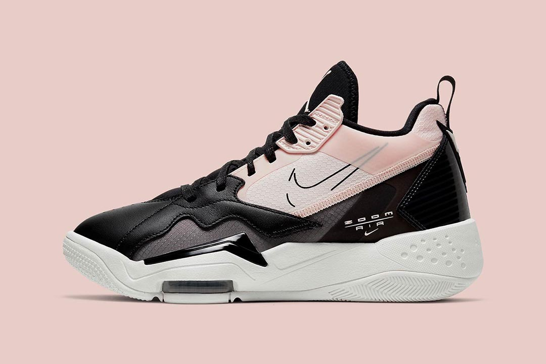 """Crimson Tint"" Makes its Way to the Jordan Zoom '92"