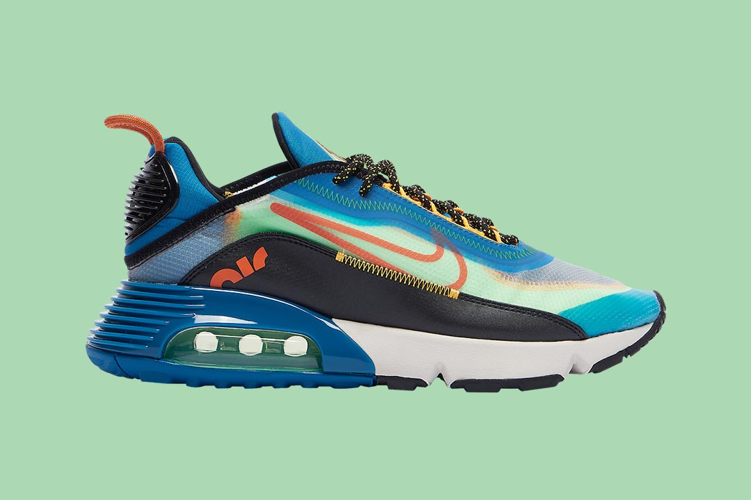 "Nike Air Max 2090 ""Green Abyss"" CZ7867-300 Release Date 