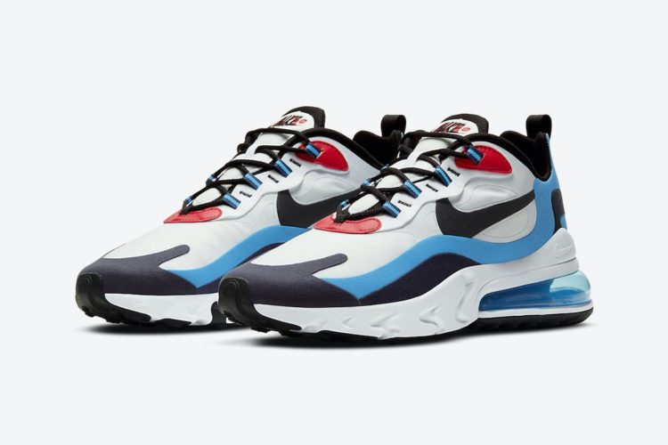 Nike-Air-Max-270-React-White-Photo-Blue-University-Red-DA2400-100-Release-Date