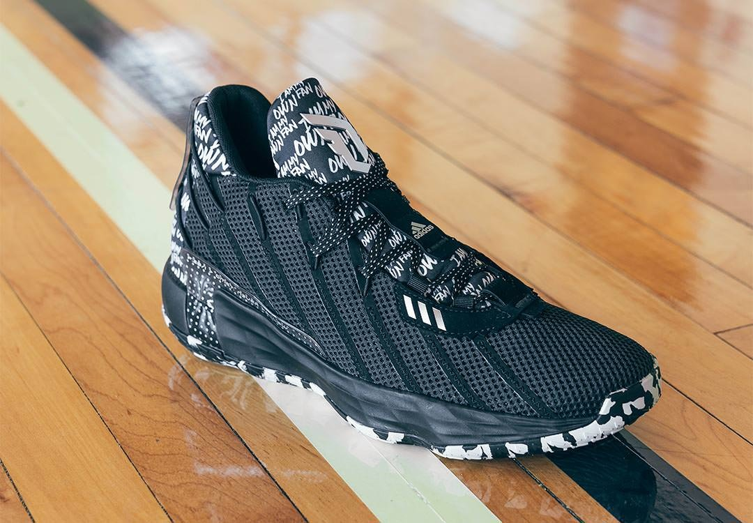 The adidas Dame 7 I Am My Own Fan Pack Releases On