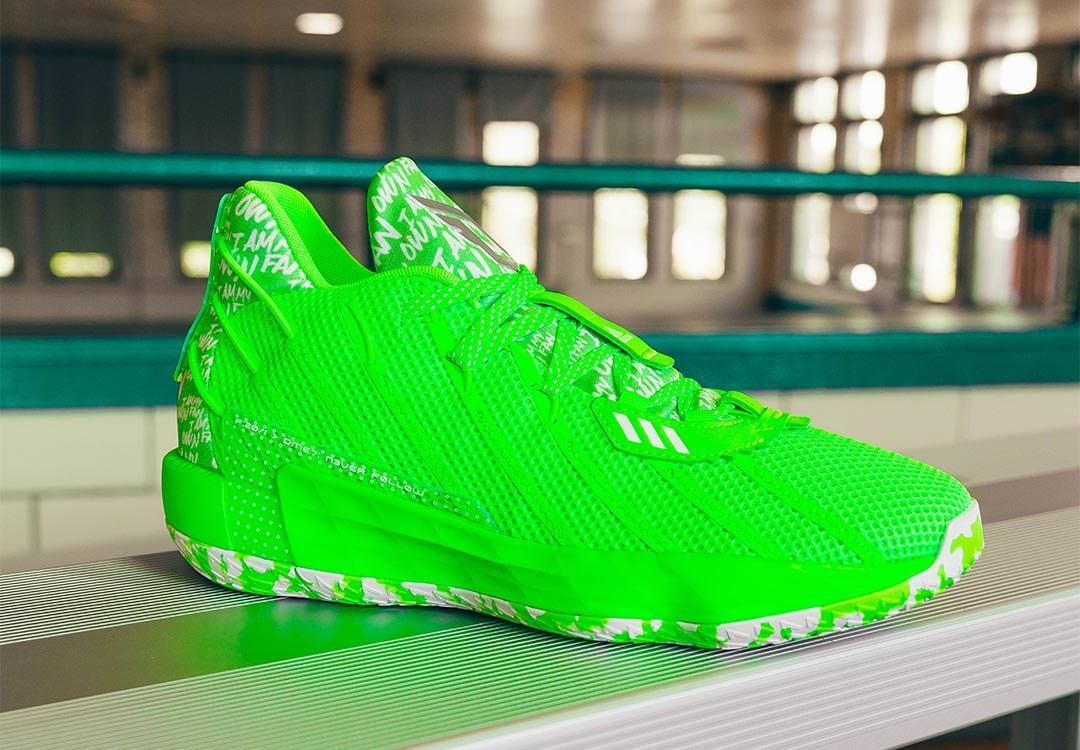 Adidas Damian Lillard Dame 7 I Am My Own Fan Pack