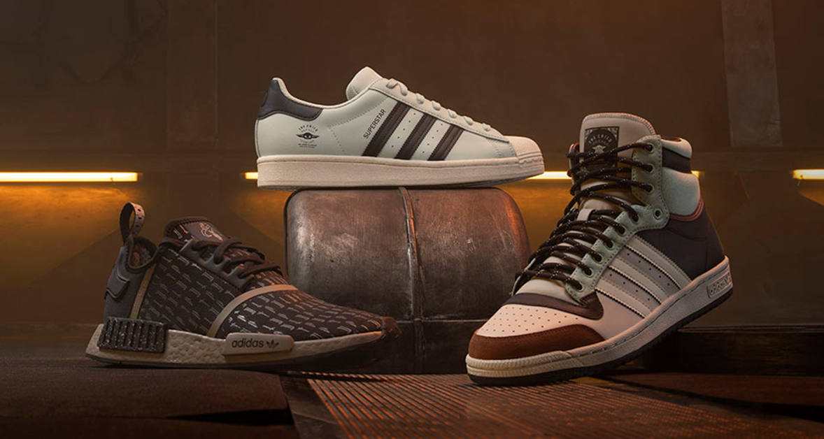 The Mandalorian x adidas Originals collection - Where to Buy | Nice Kicks