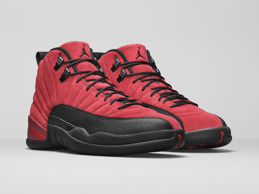 """Air Jordan 12 """"Reverse Flu Game"""" CT8013-602"""