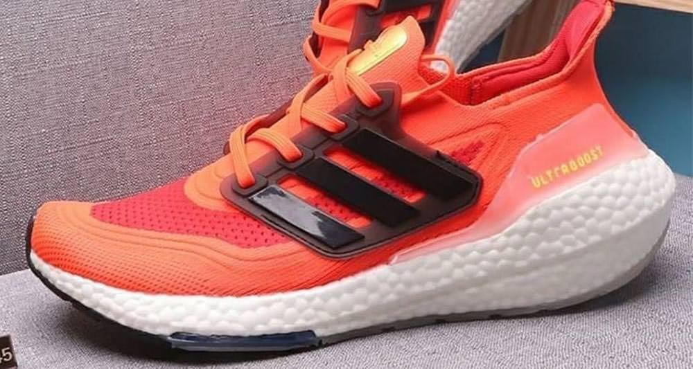 adidas ultra boost all red