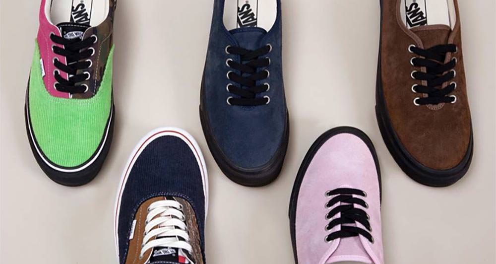 Noah x Vans Collection Release Information | Nice Kicks