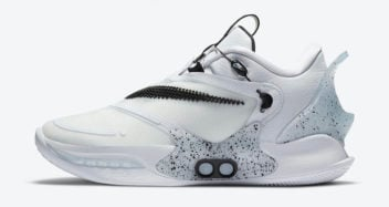 nike adapt bb 2.0 white cement oreo