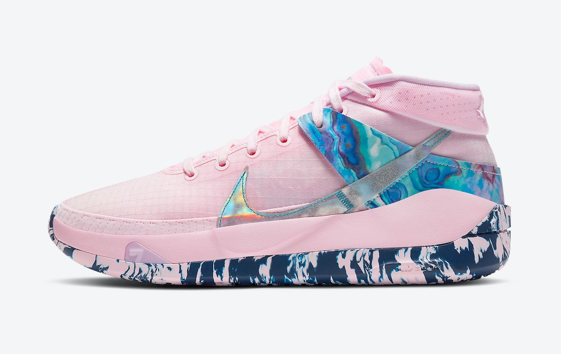 """Nike KD 13 """"Aunt Pearl"""" – Where to Buy"""