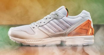 the university of miami adidas ZX 5000