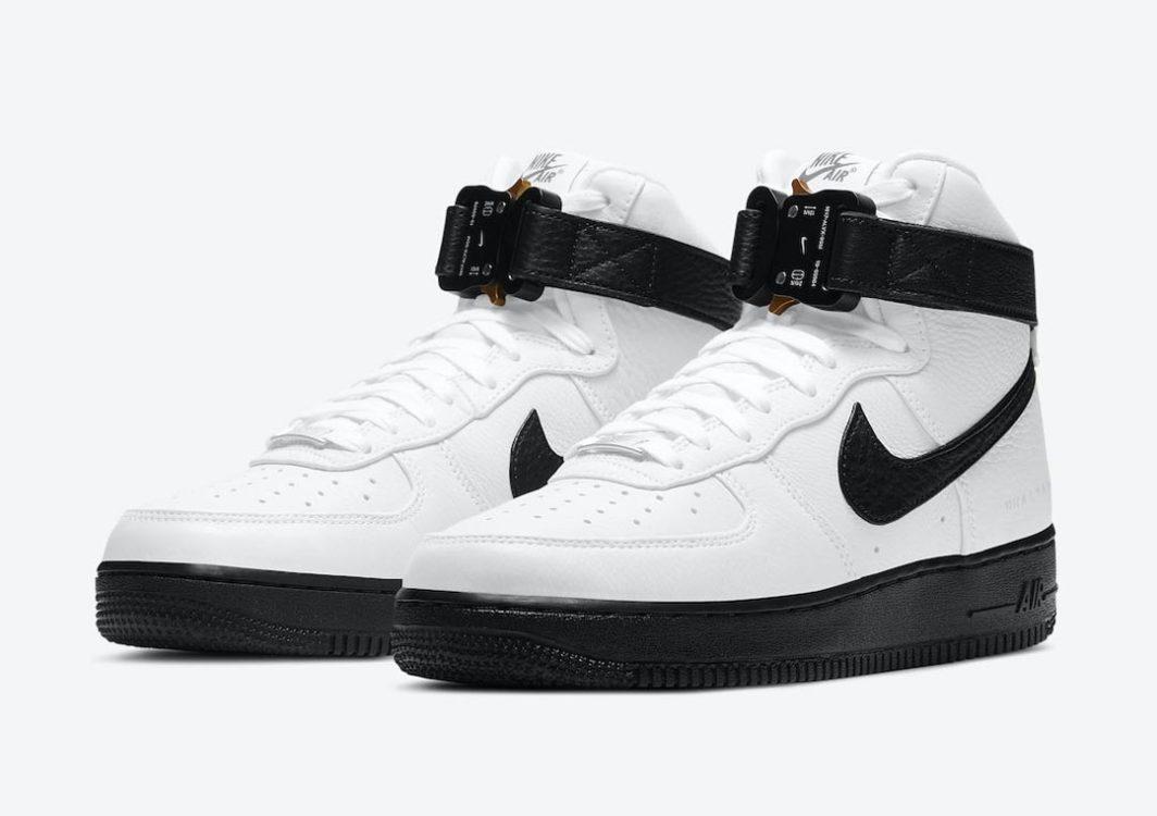 Alyx-Nike-Air-Force-1-High-White-Black-CQ4018-101-Release-Date