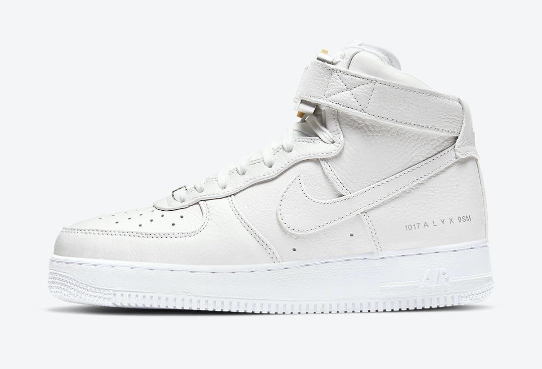 Alyx-Nike-Air-Force-1-High-White-CQ4018-100-Release-Date