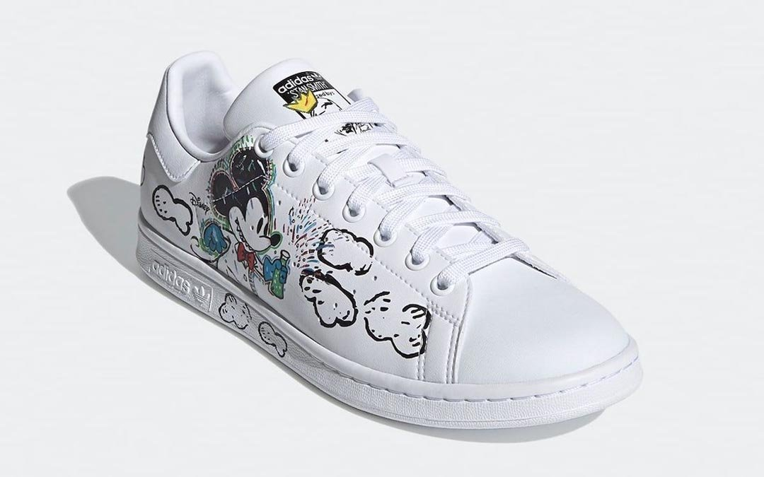 Kasing-Lung-Mickey-Mouse-adidas-Stan-Smith-GZ8841-Release-Date
