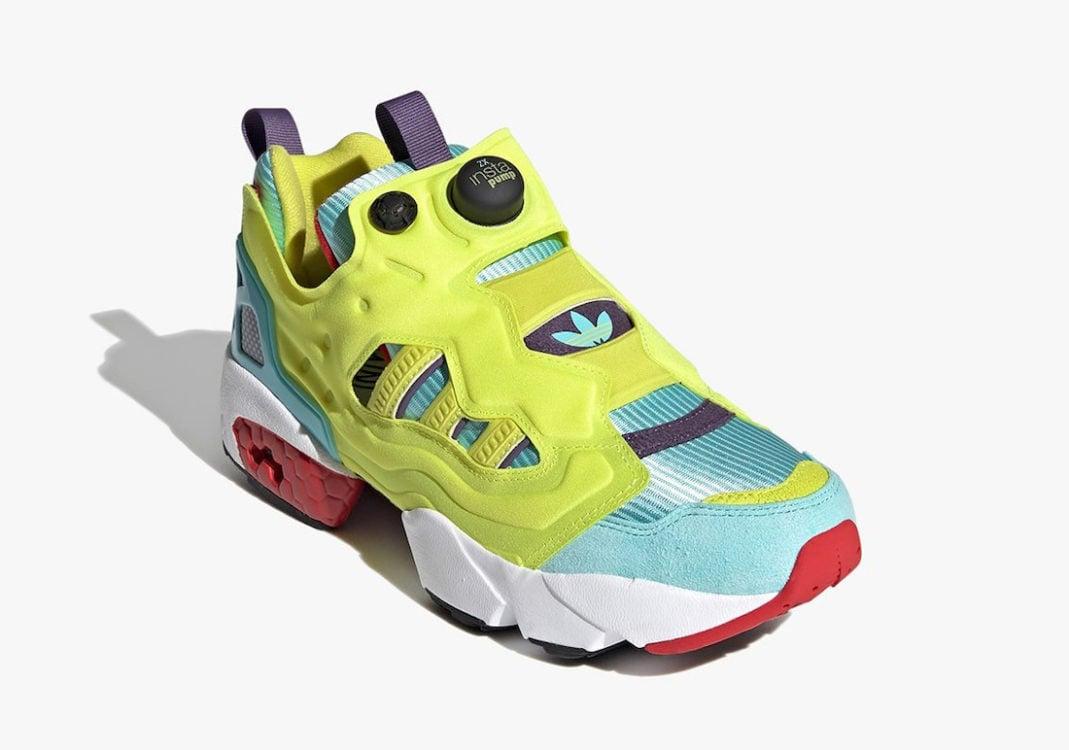 "Reebok x adidas ZX Pump ""A-ZX"" FZ1877"