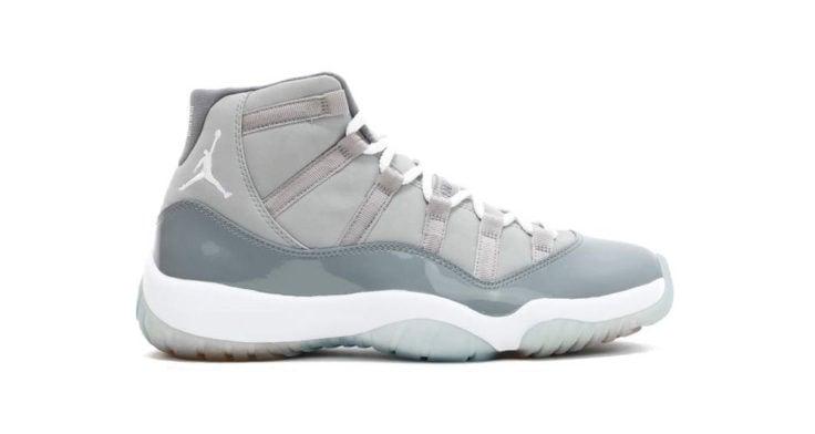 Air Jordan 11 Cool Grey 2021