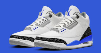 air jordan 3 racer blue