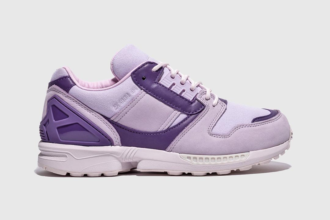 """Purple Tint is the Perfect Color Choice on this """"Thanos"""" adidas ZX 8000 Collaboration with deadHYPE"""