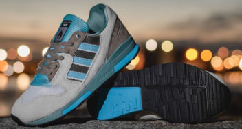 "Hanon x adidas Consortium ZX420 ""Luck of the Sea"""