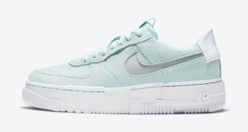 "Nike Air Force 1 Pixel ""Mint Green"""