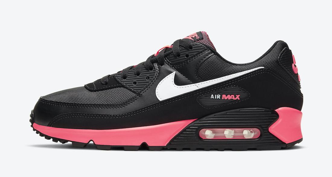 "Nike Air Max 90 ""Racer Pink"" - Where to Buy | Nice Kicks"
