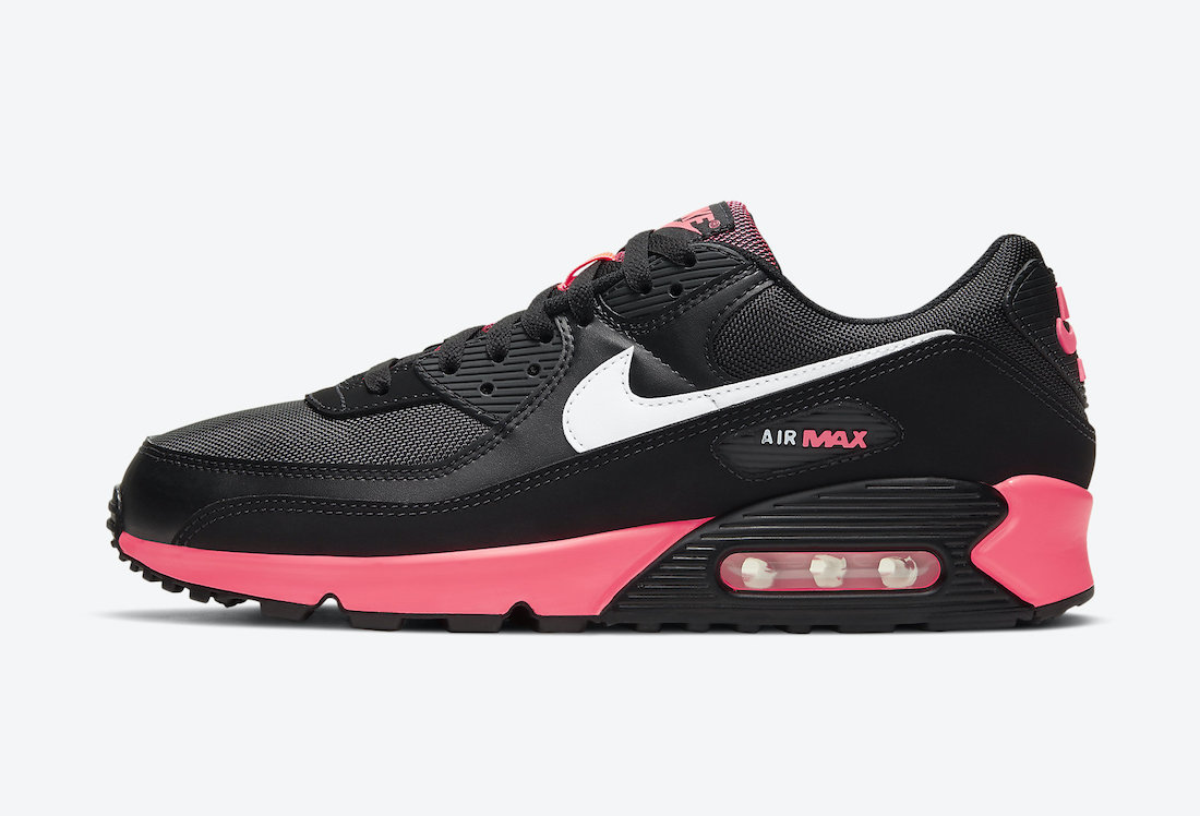 "Nike Air Max 90 ""Racer Pink"" - Where to Buy   Nice Kicks"