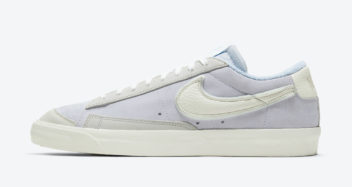 Nike Blazer Low 77 Psychic Blue