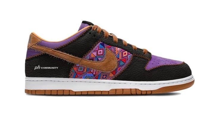 """Nike Dunk Low """"BHM - Black History Month"""""""