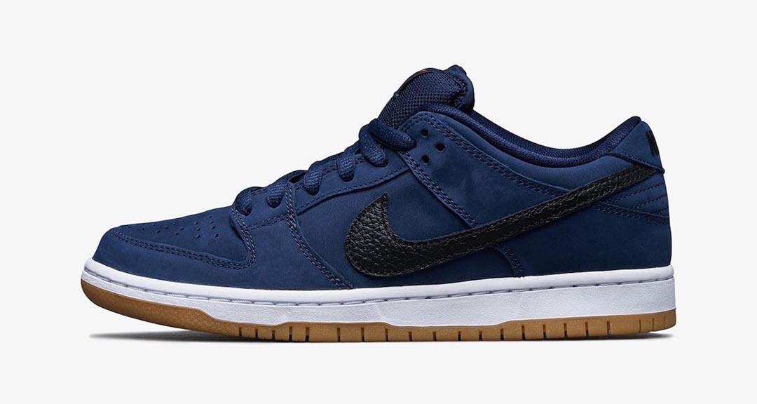 "Nike SB Dunk Low Pro ISO ""Navy Gum†- Where to Buy   Nice Kicks"