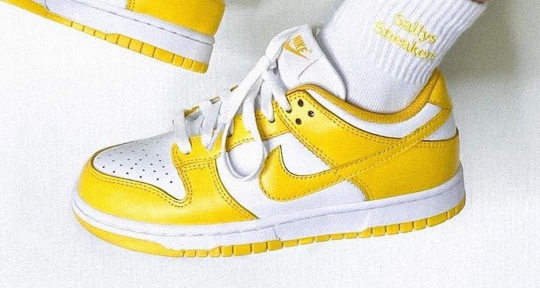 """Nike WMNS Dunk Low """"Laser Orange"""""""