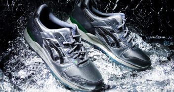 SneakerLah x Hundred% x ASICS GEL-Lyte III
