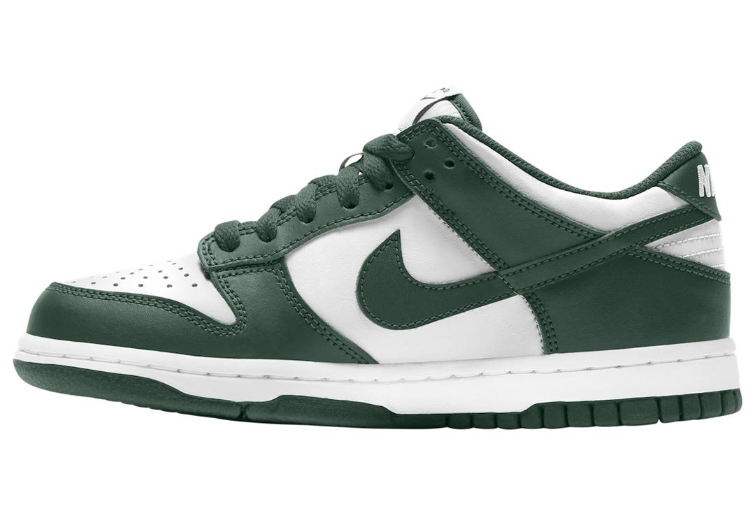 Nike-Dunk-Low-White-Green-CW1590-102-Release-Date