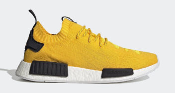 "adidas NMD R1 Primeknit ""EQT Yellow"""