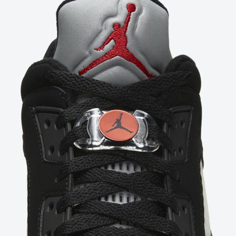 Air Jordan 5 Low Golf 'Metallic'