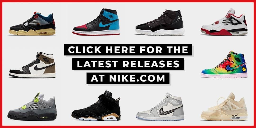 latest nike jordan release dates