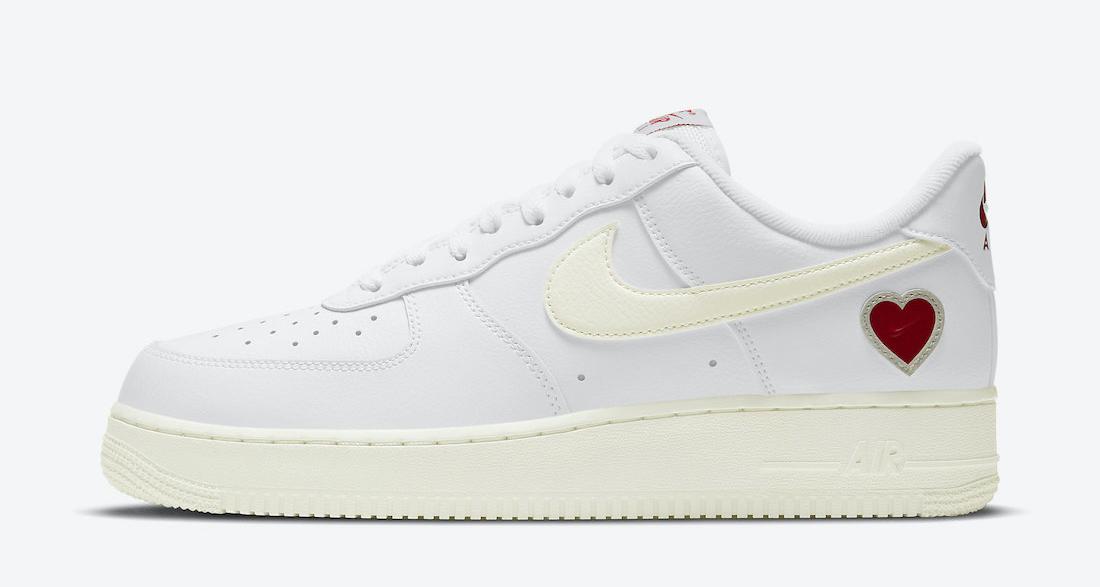 "Nike Air Force 1 ""Valentine's Day"" - Where to Buy   Nice Kicks"