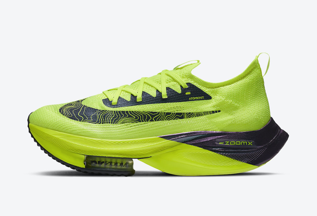 "viudo Factibilidad Es una suerte que  Nike Air Zoom Alphafly NEXT% ""Ekiden"" Where to Buy 
