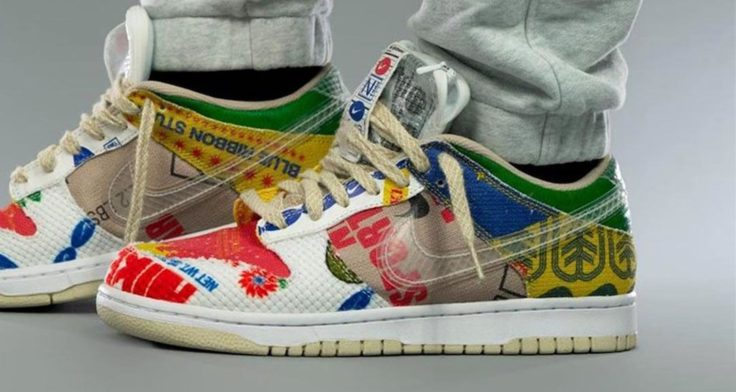 """Nike Dunk Low SP """"Thank You For Caring"""""""
