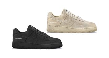 stussy-nike-air-force-1-low-fossil-cz9084-200-black-cz9084-001-release-date