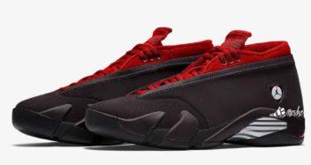 "Air Jordan 14 Low WMNS ""Gym Red"" DH4121-006"