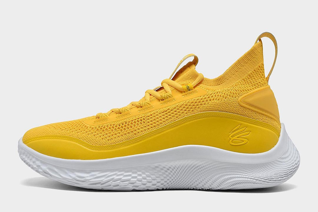 "Under Armor Curry Flow 8 ""Flow Like Water"" 3023085-701"