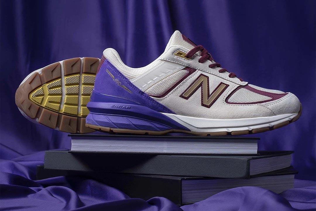 "New Balance 990v5 ""BHM - My Story Matters"" M990CP5"