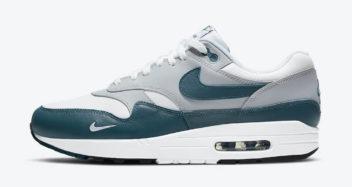 """Nike Air Max 1 """"Dark Teal Green"""" DH4059-101"""
