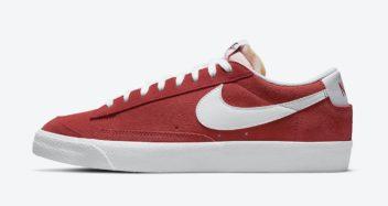 """Nike Blazer Low """"Red Clay"""" DA7254-600"""